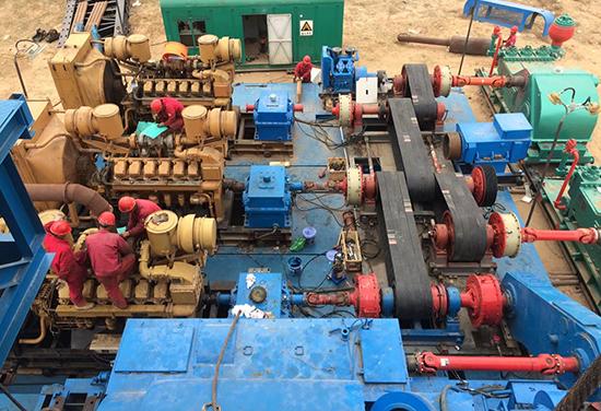 石油钻机万向轴