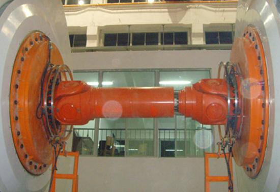 3兆瓦风电实验机组万向轴